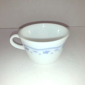 Corning Ware Morning Blue Coupe Coffee/Tea Cup
